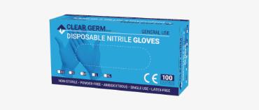 nitrile/latex free  gloves
